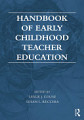 Handbook of Early Childhood Teacher Education