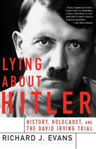 Lying About Hitler Book