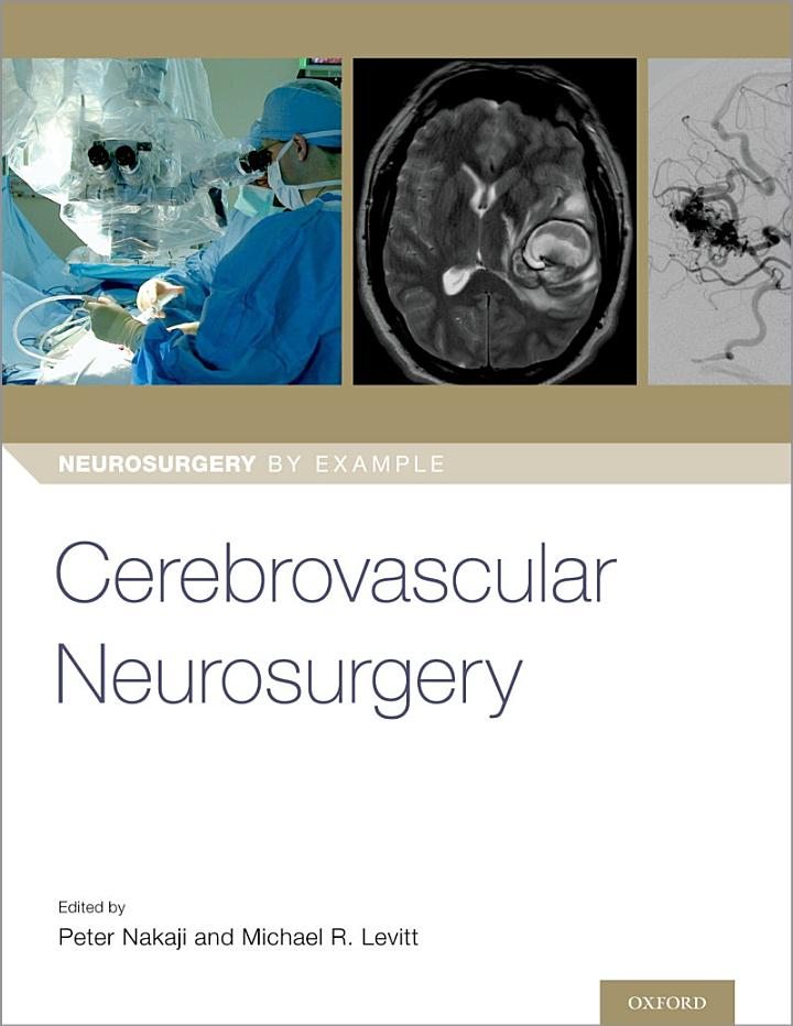Cerebrovascular Neurosurgery