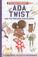 Ada Twist And The Perilous Pantaloons Uk Edition  Book PDF
