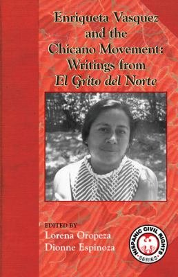 Enriqueta Vasquez and the Chicano Movement PDF