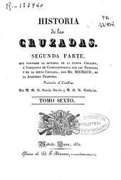 Historia de las cruzadas: Volumen 6