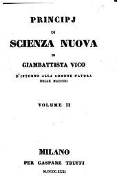 Principi Di Scienza Nuova. D'Intorno Alla Comune Natura Delle Nazioni: 2,1.2