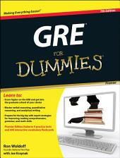 GRE For Dummies: Edition 7