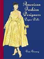 American Fashion Designers Paper Dolls PDF