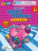 Flip And Match Maze Mania Write And Wipe