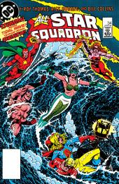All-Star Squadron (1981-) #34