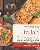 202 Italian Lasagna Recipes PDF