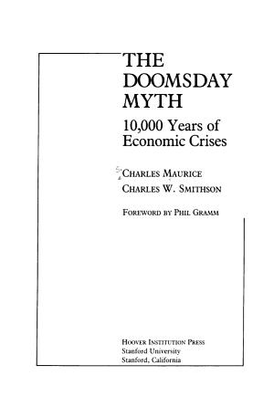 The Doomsday Myth