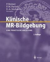 Klinische MR Bildgebung PDF