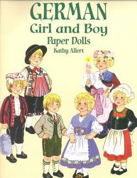 German Girl And Boy Paper Dolls Book PDF