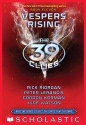 The 39 Clues Book 11 Vespers Rising Book PDF