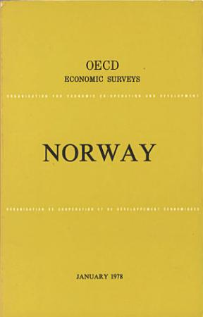OECD Economic Surveys  Norway 1978 PDF