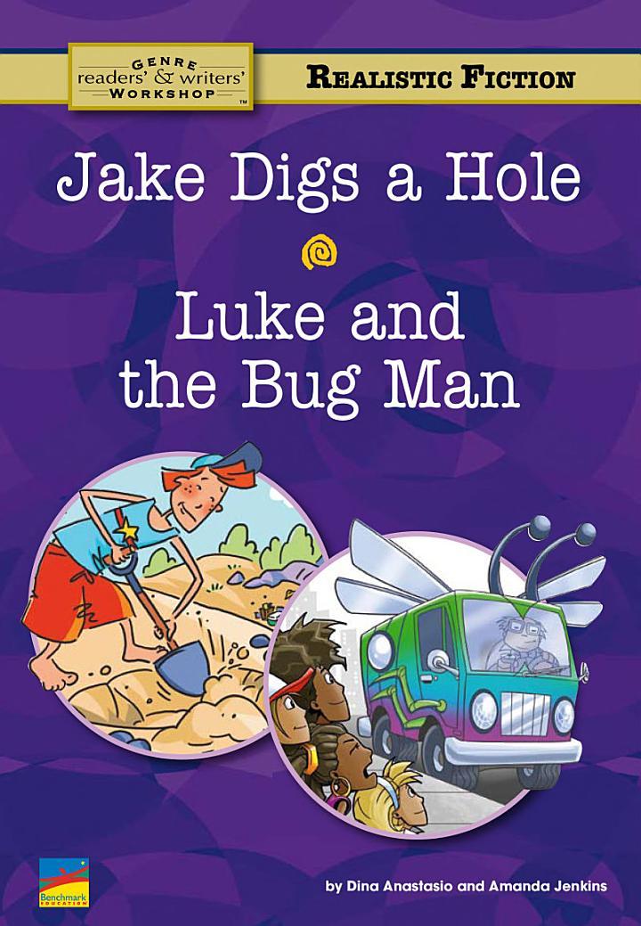 Jake Digs a Hole, Luke and the Bug Man