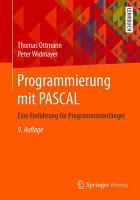 Programmierung mit PASCAL PDF