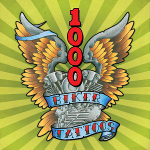 1000 Biker Tattoos Book