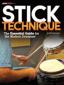 Stick Technique PDF
