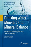 Drinking Water Minerals and Mineral Balance PDF