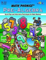 Math Phonics - Pre-Algebra