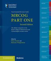 MRCOG Part One PDF