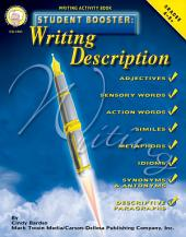 Student Booster: Writing Description, Grades 4 - 8