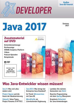 iX Developer     Java 2017 PDF