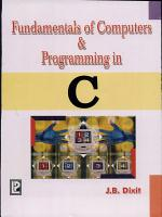 Fundamentals of Computers and Programming in C PDF