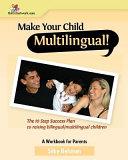 Make Your Child Multilingual !