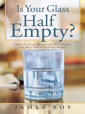 Is Your Glass Half Empty  PDF
