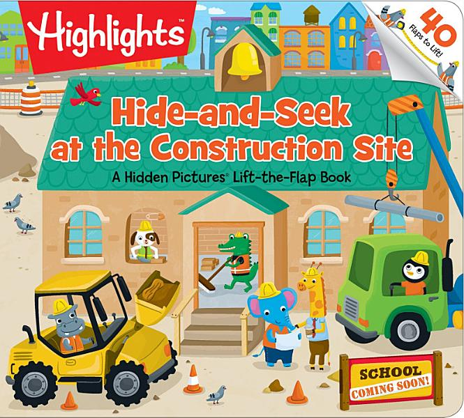 Download Hide And Seek at the Construction Site Book