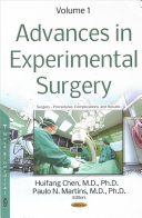 Advances in Experimental Surgery
