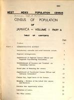 Census of Population of Jamaica PDF