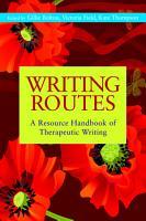 Writing Routes PDF