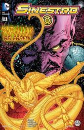 Sinestro (2014-) #13