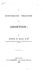 A Systematic Treatise on Abortion