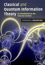 Classical and Quantum Information Theory