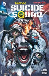 New Suicide Squad (2014-) #8