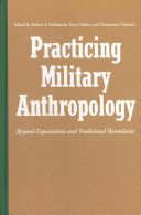 Practicing Military Anthropology PDF
