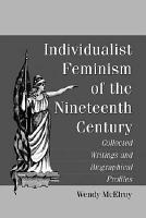 Individualist Feminism of the Nineteenth Century PDF