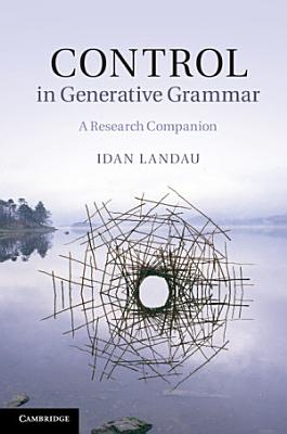 Control in Generative Grammar PDF