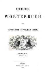 Deutsches Wörterbuch: Band 2