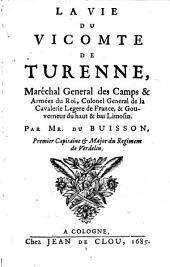 La vie du Vicomte de Turenne, maréchal général des camps et armées du roi