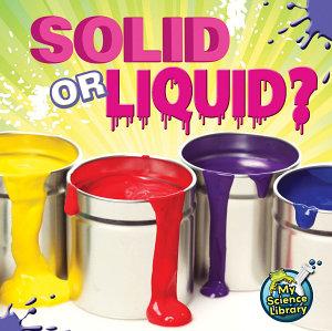 Solid Or Liquid  PDF