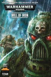 Warhammer 40,000 #3: Will of Iron
