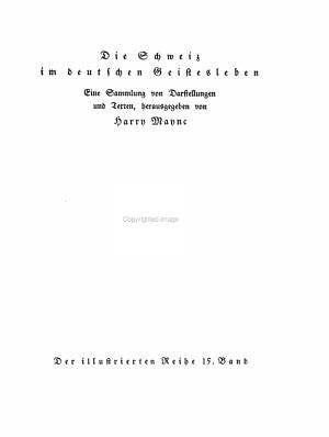 Othmar Schoeck PDF
