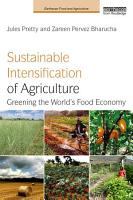 Sustainable Intensification of Agriculture PDF