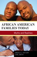 African American Families Today PDF