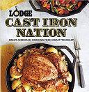 Lodge Cast Iron Nation Book PDF