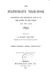 The Statesman's Year-book: Volume 27