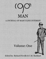 1909 Man   Journal of Masculine Interest PDF